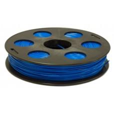 Пластик HIPS синий