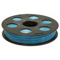 Пластик PLA голубой